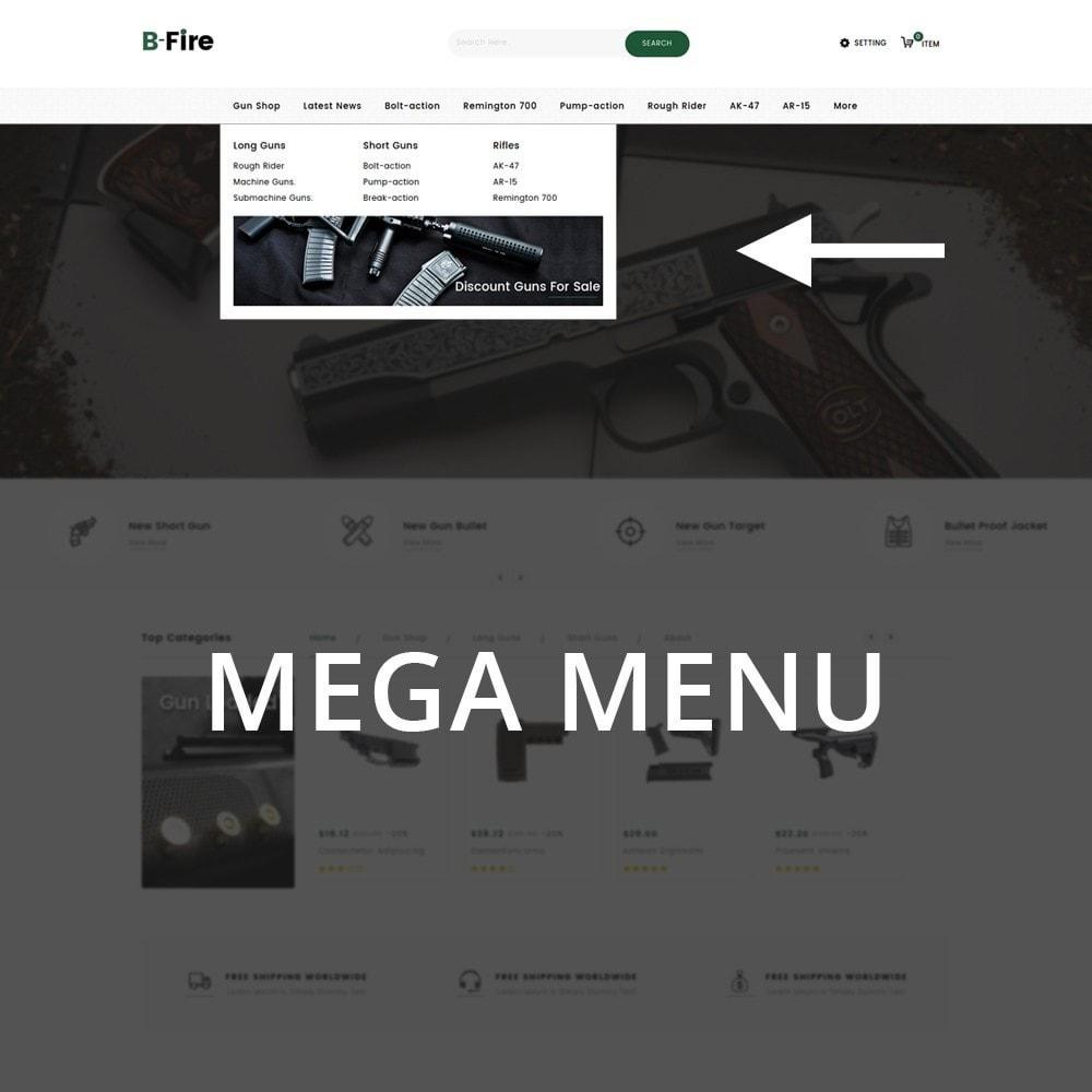 theme - Auto & Moto - Bfire Gun & Tools Store - 9