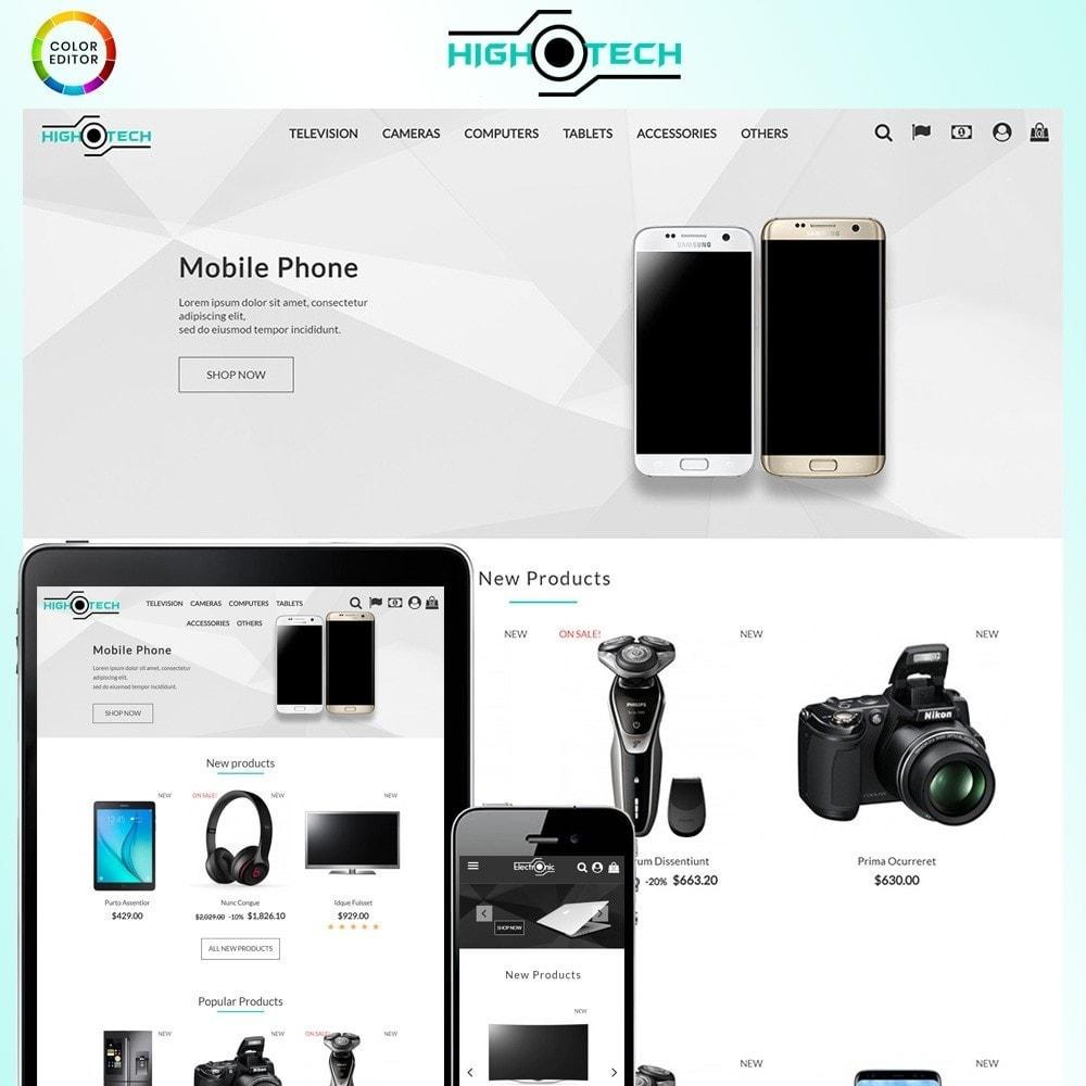 theme - Electronics & Computers - High Tech Store - 1