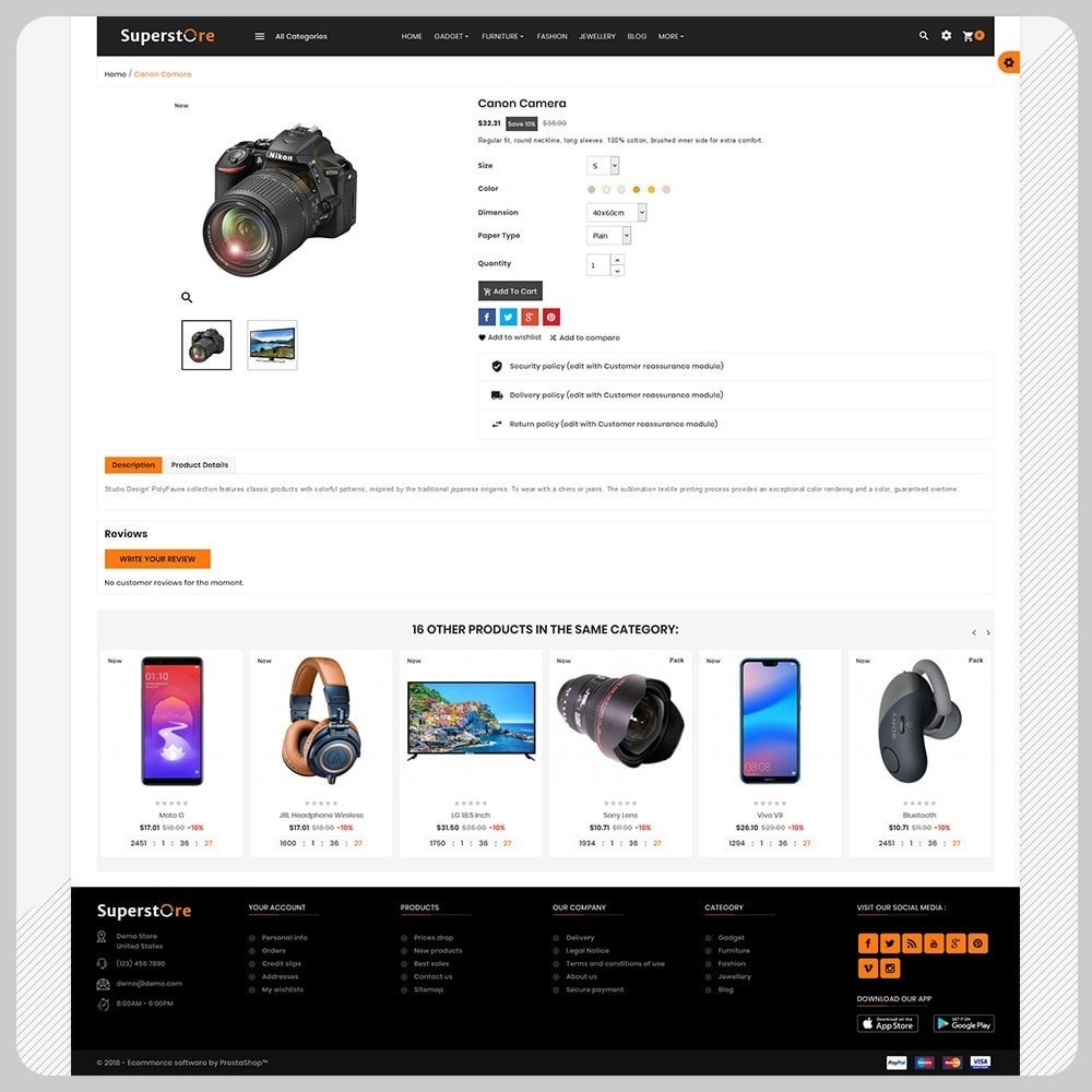 theme - Electronics & Computers - Elettronica–The  Electronics Big Superstore - 4