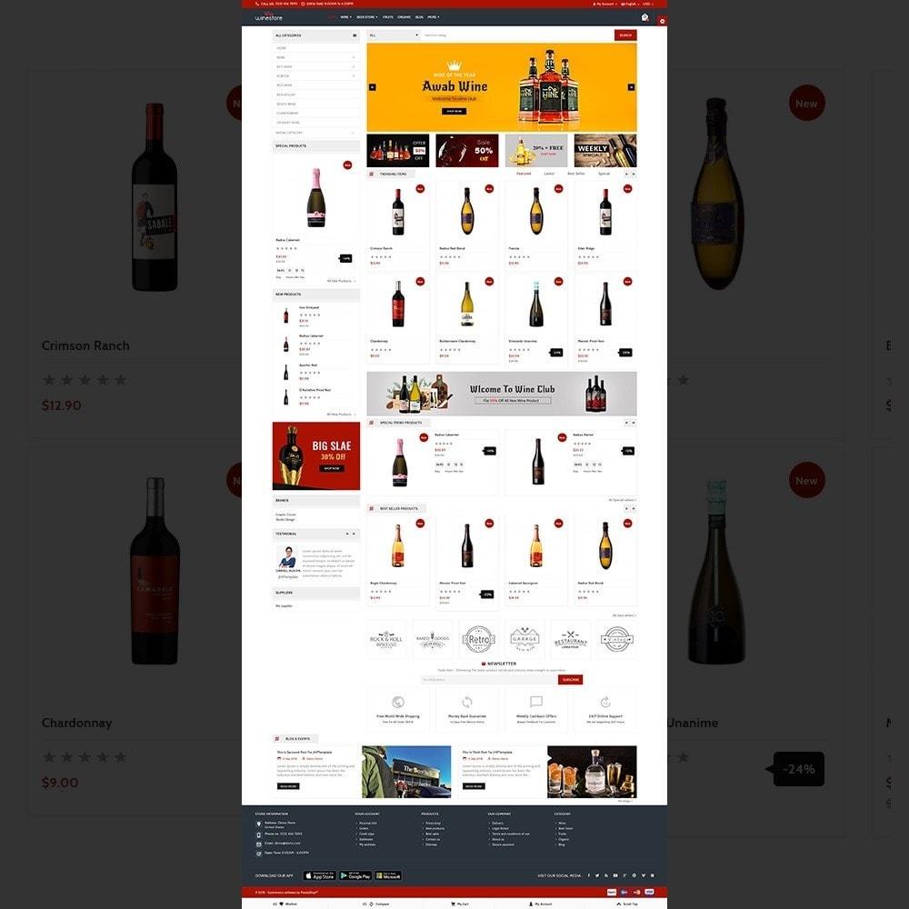 theme - Bebidas & Tabaco - Wine Store – The Wine Mega Shop - 2