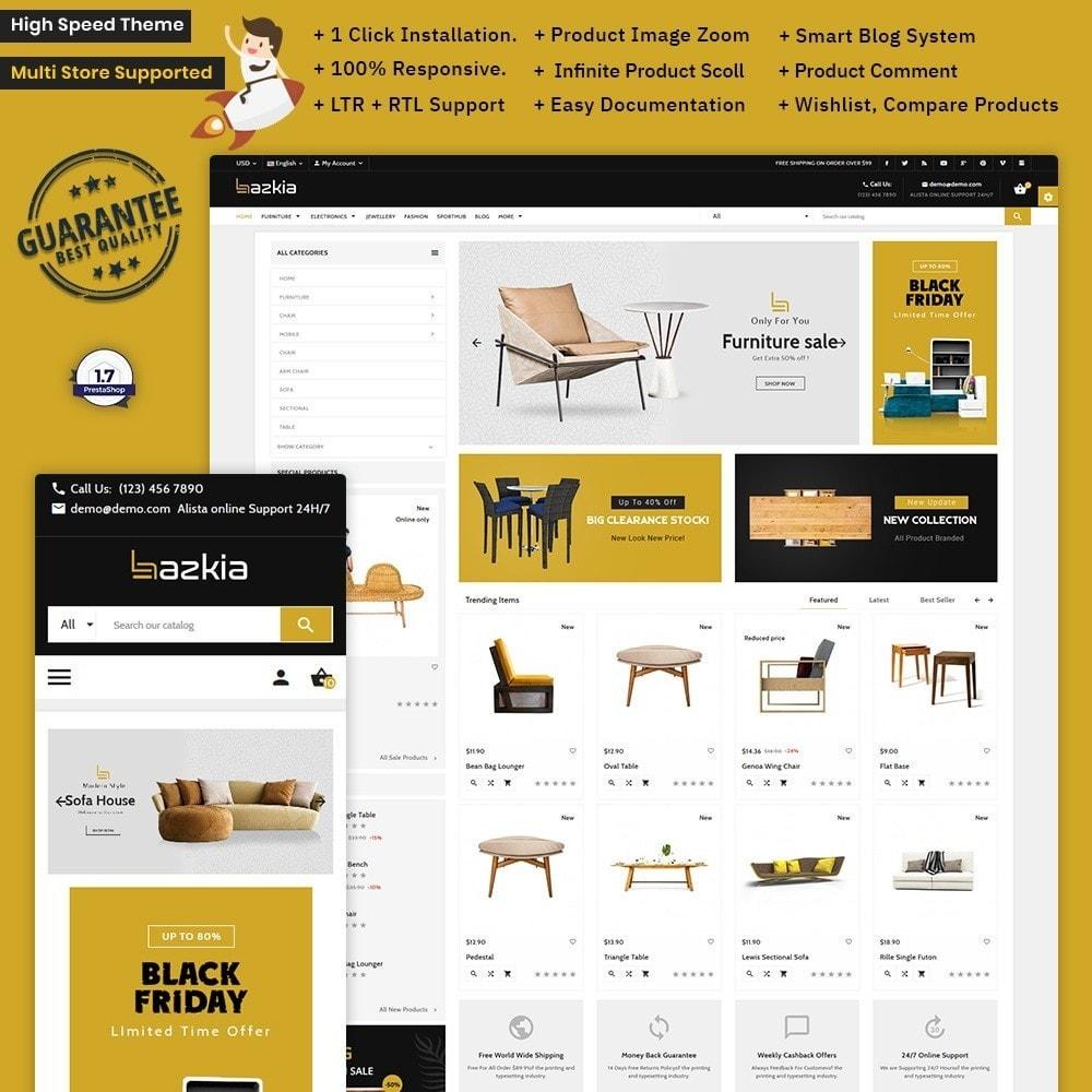 theme - Home & Garden - Bazkia – The Furniture Big Mall - 1