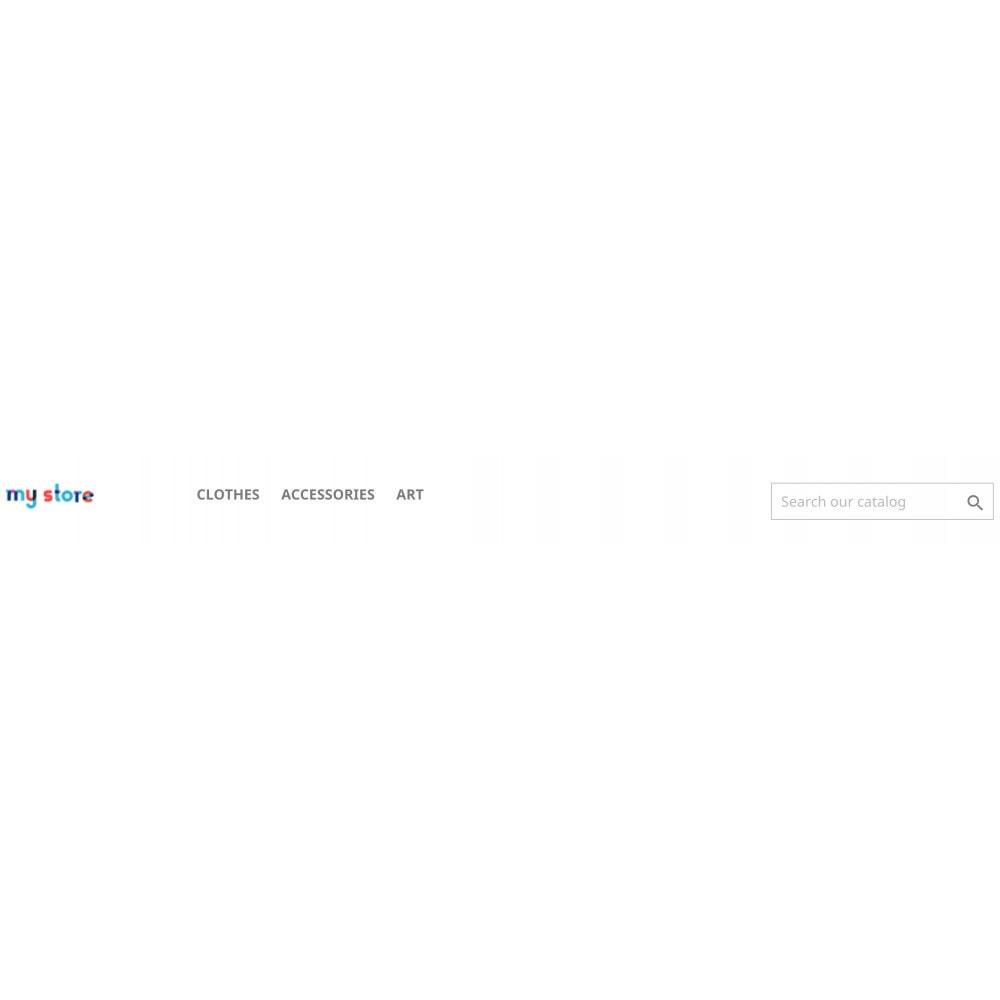 module - Zoeken & Filteren - Search bar - 1