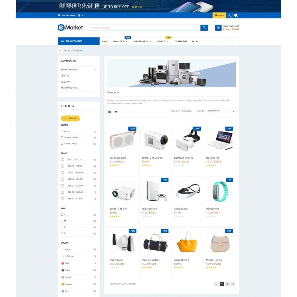 theme - Electronics & Computers - eMarket - Electronic Supermarket Store - 4