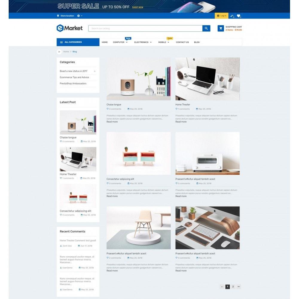 theme - Electronics & Computers - eMarket - Electronic Supermarket Store - 6
