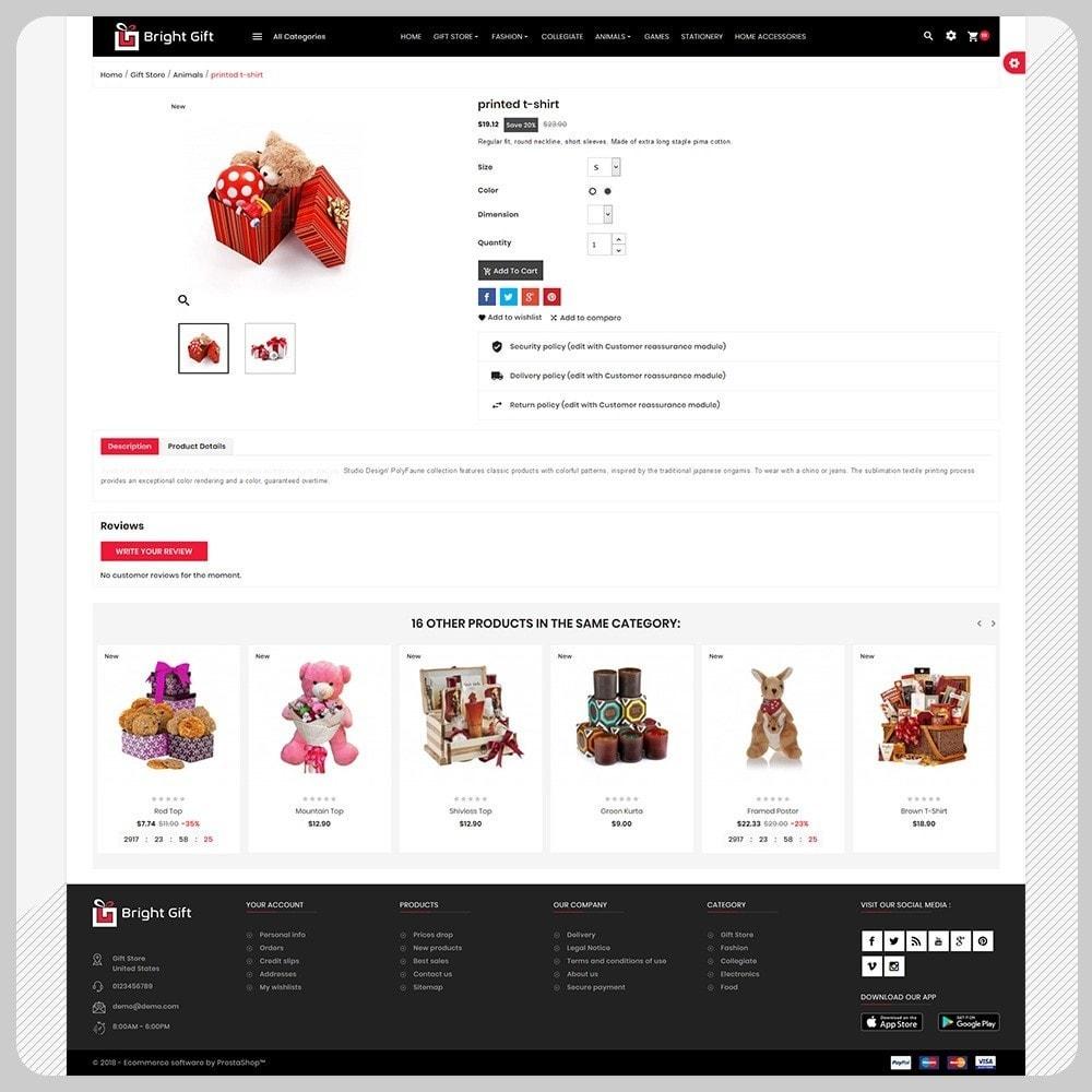 theme - Presentes, Flores & Comemorações - Bright Gift – Gift Super Store - 4