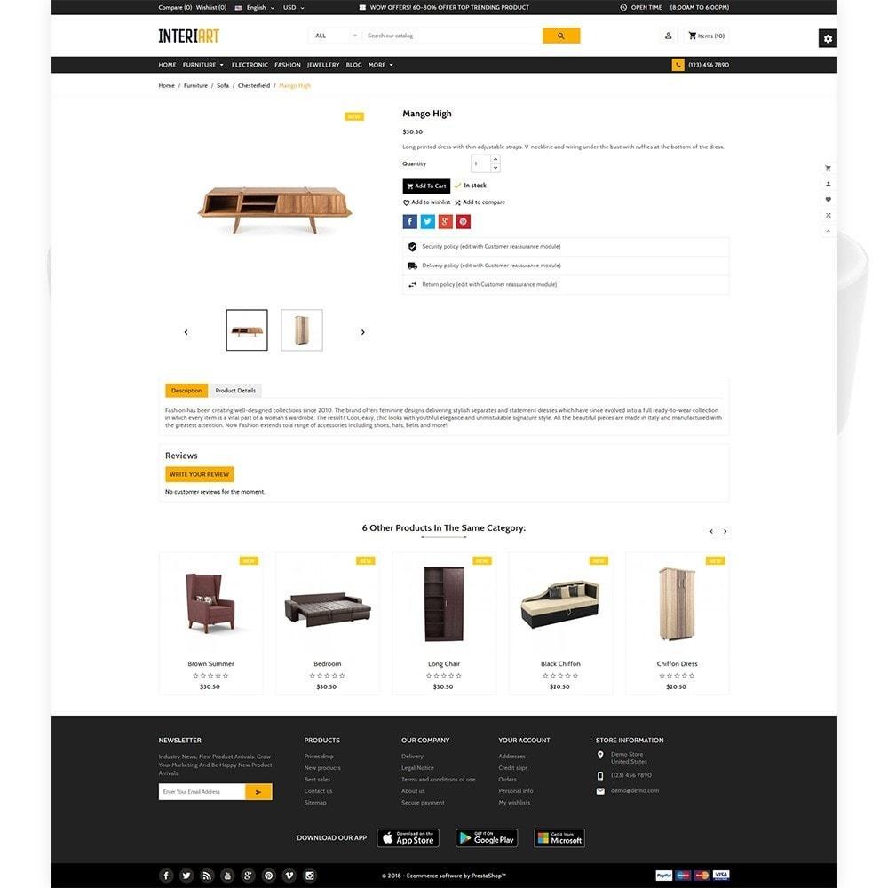 theme - Home & Garden - Interi Art - Designer Furniture Shop - 5
