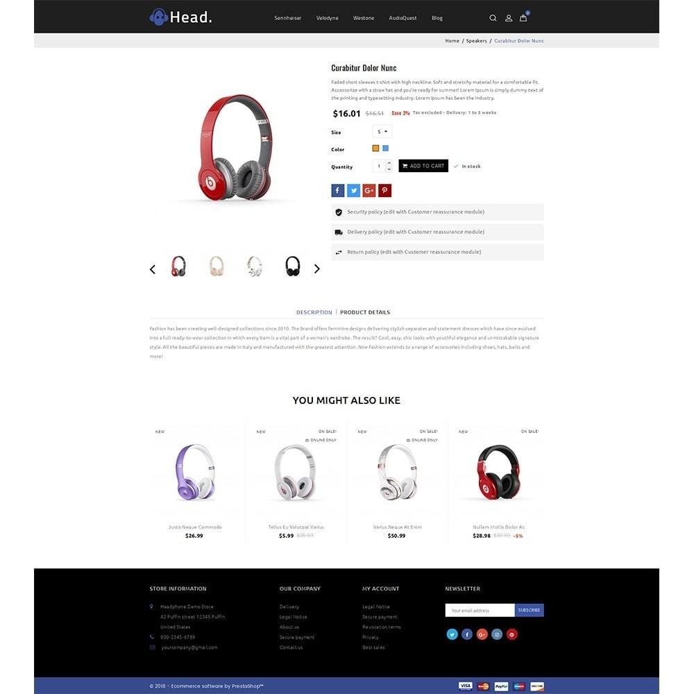theme - Electronics & Computers - Headphone Demo Store - 5