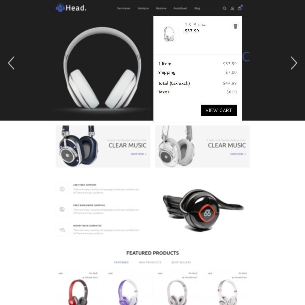 theme - Electronics & Computers - Headphone Demo Store - 8