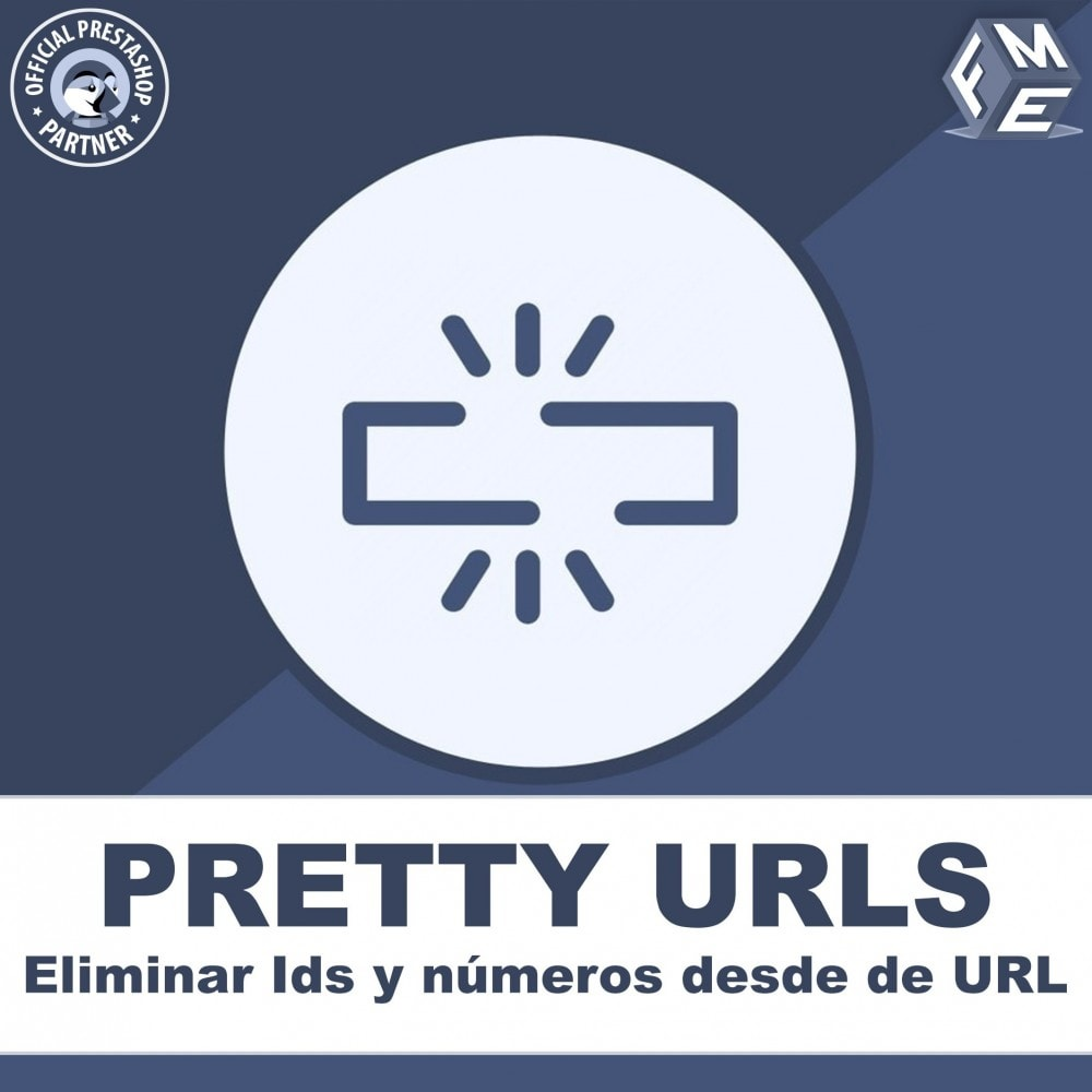 module - URL y Redirecciones - Pretty URLs - Eliminar Ids y números desde de URL - 1