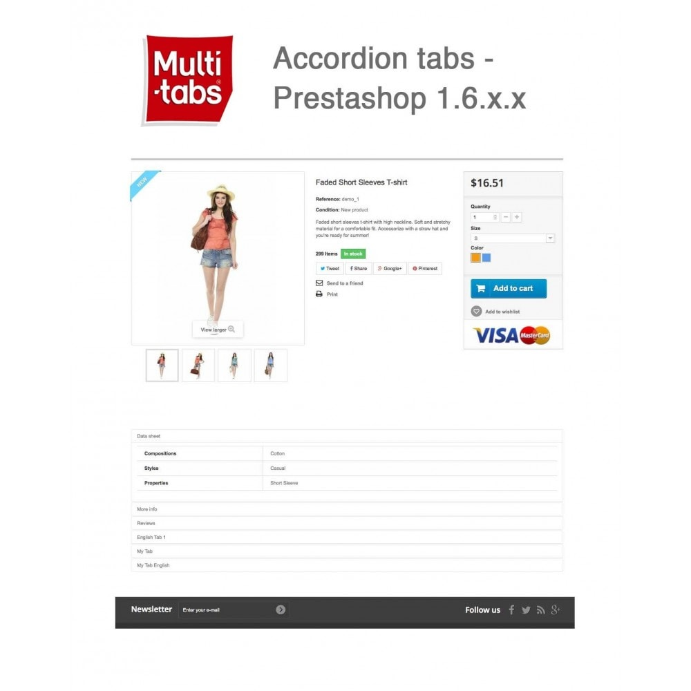 module - Internationaal & Lokalisatie - Product Tabs (Multi-Language, Responsive, 12 styles) - 22
