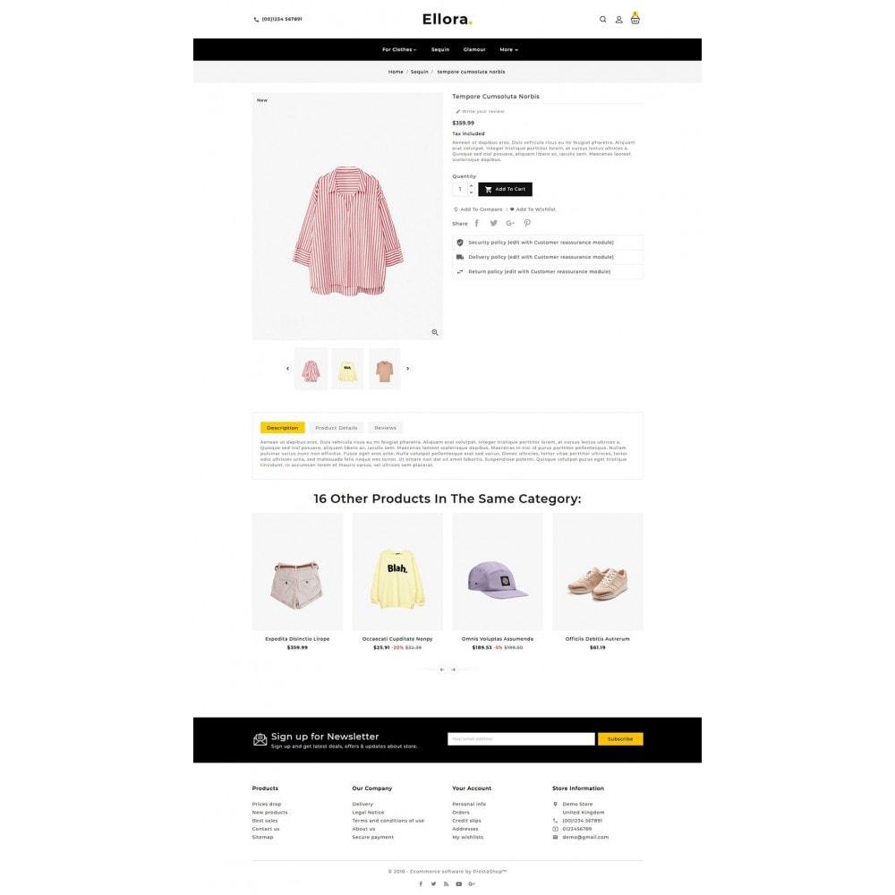 theme - Fashion & Shoes - Ellora Fashion Apparels - 5