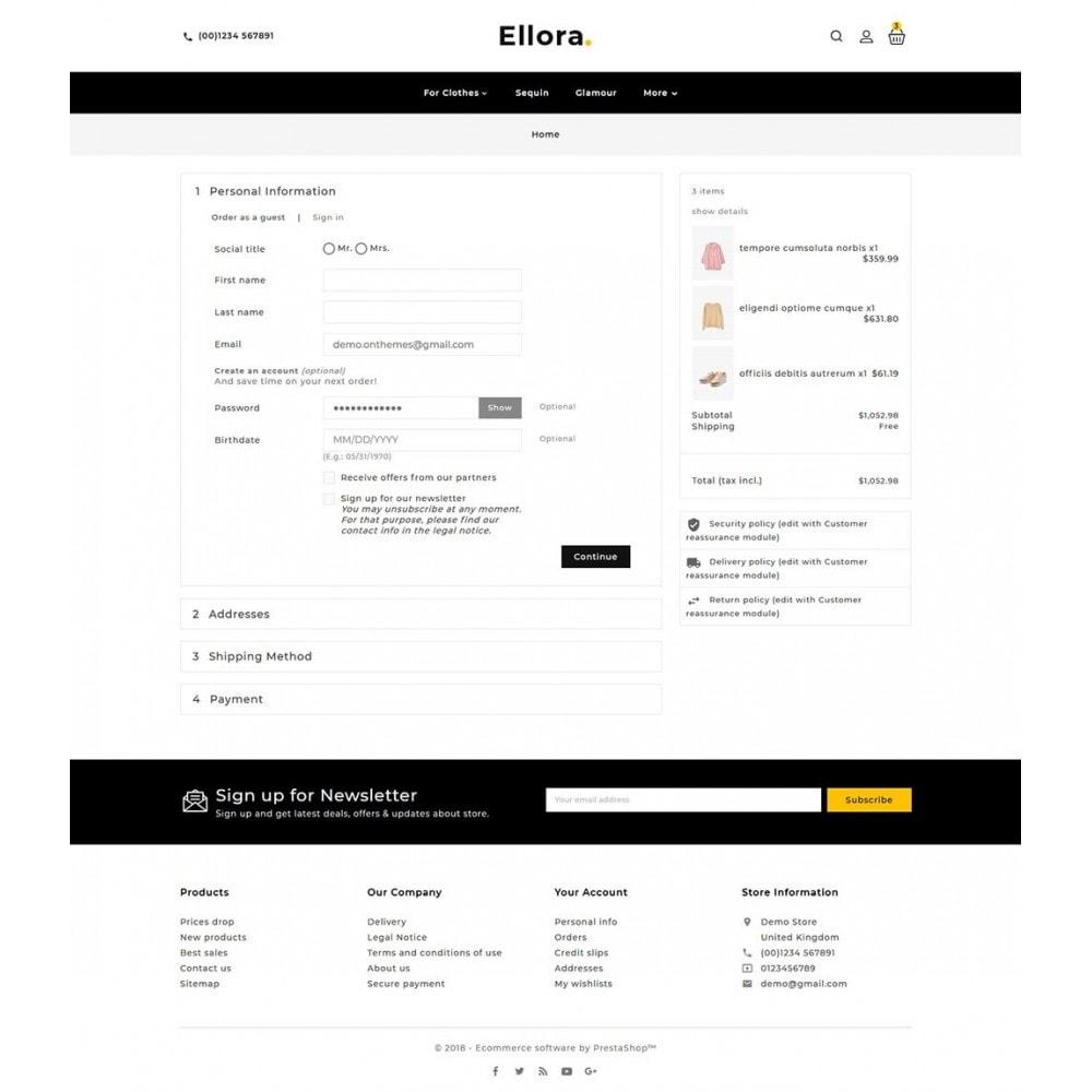 theme - Fashion & Shoes - Ellora Fashion Apparels - 7