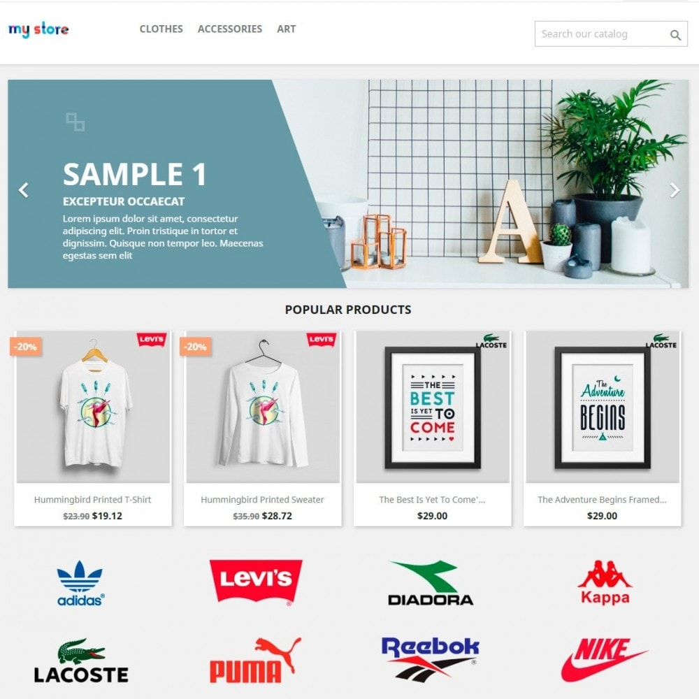 module - Marki & Producenci - Partners Manufacturers Brand Logo Slider & Gallery - 3