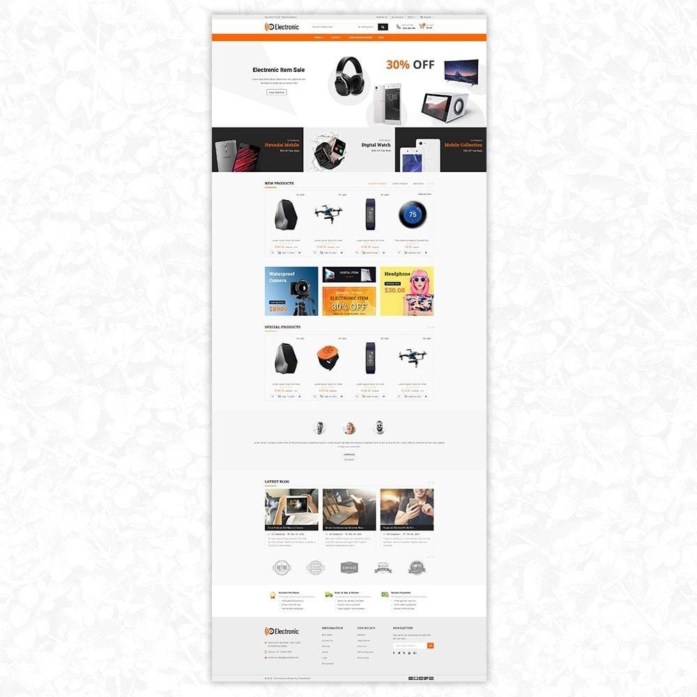 theme - Electronics & Computers - Electronics shop - 2