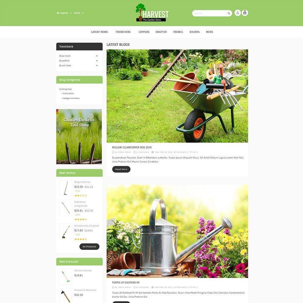 theme - Home & Garden - Harvest - The Gardening Store - 7