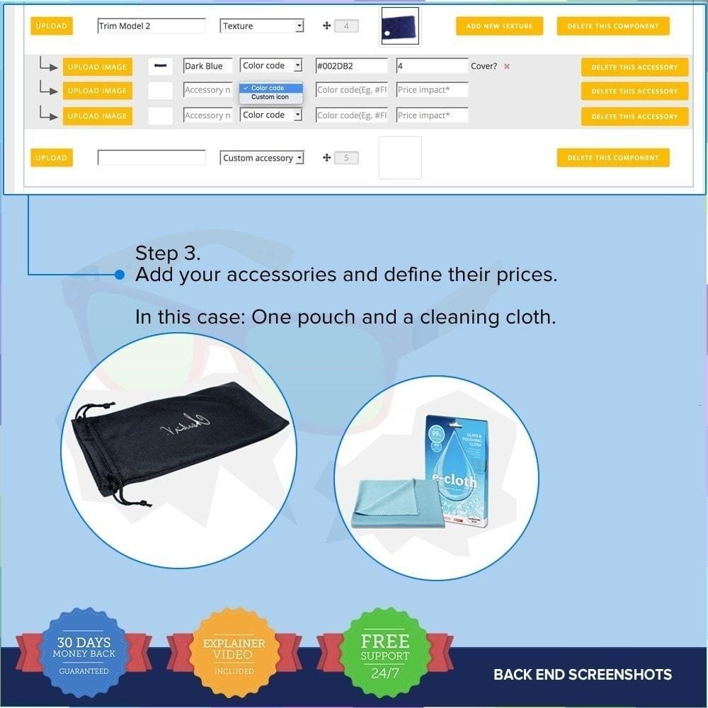 module - Bundels & Personalisierung - Produkt Komponist PRO - 15