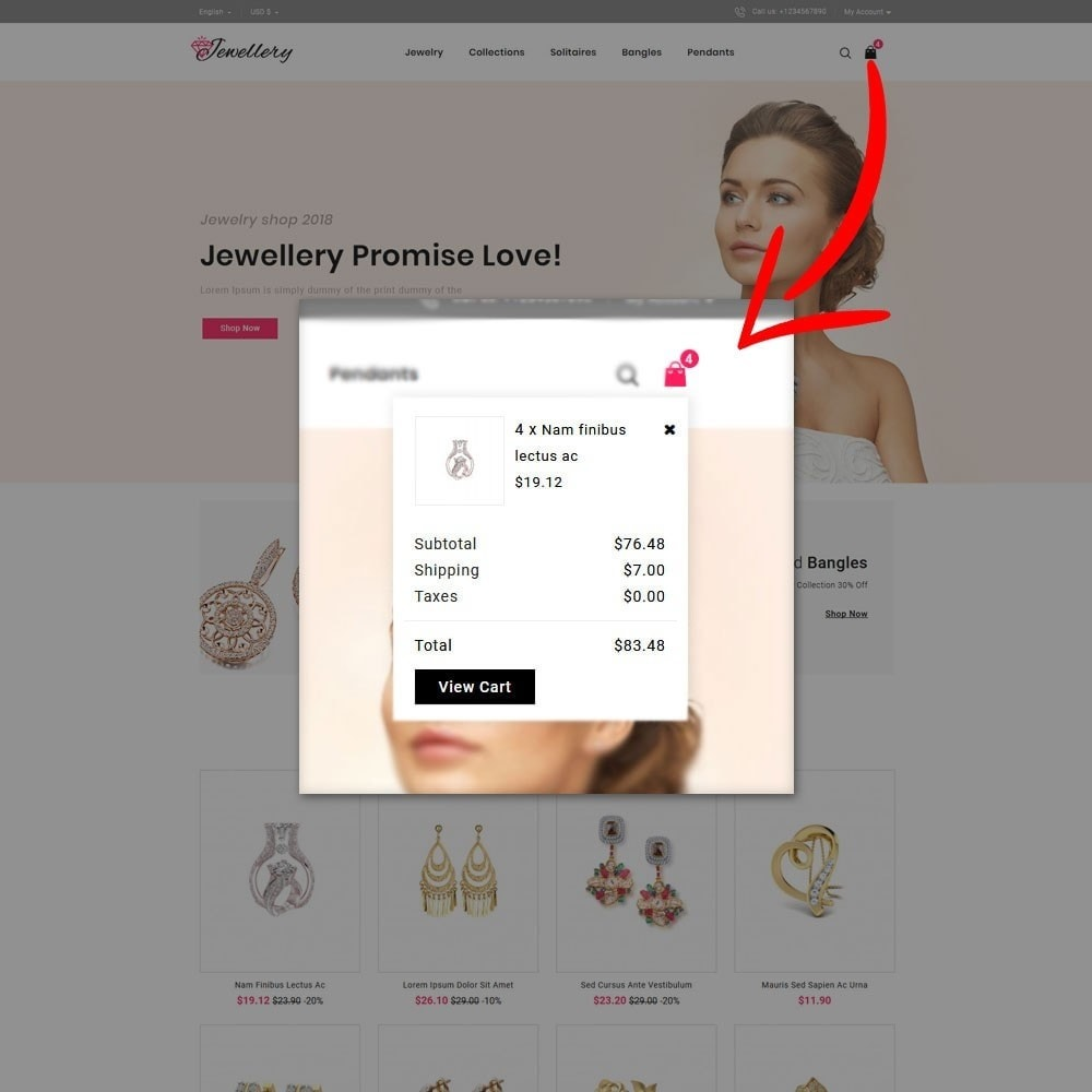 theme - Jewelry & Accessories - Jwellery Store - 8