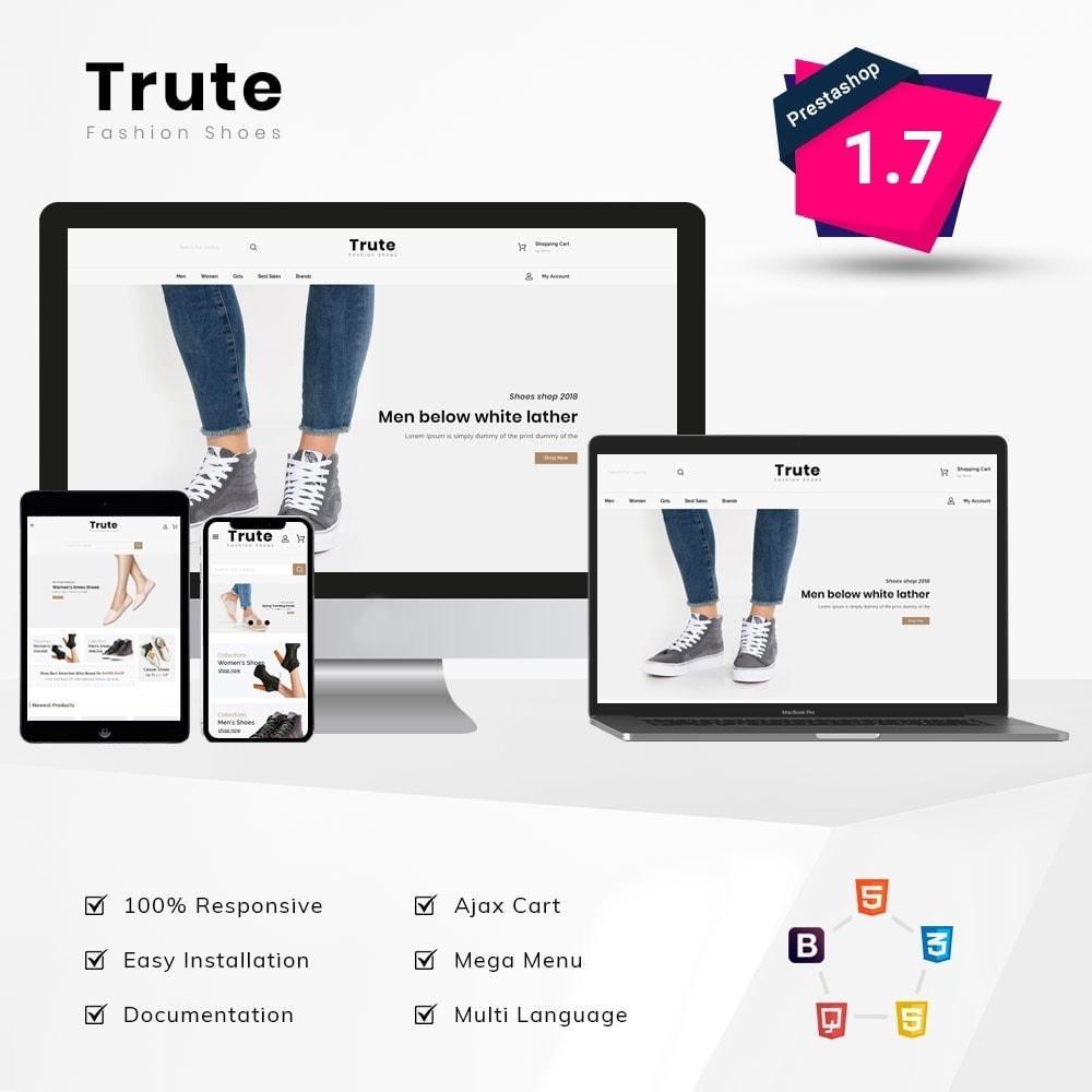 theme - Fashion & Shoes - Trute Shoes store - 1