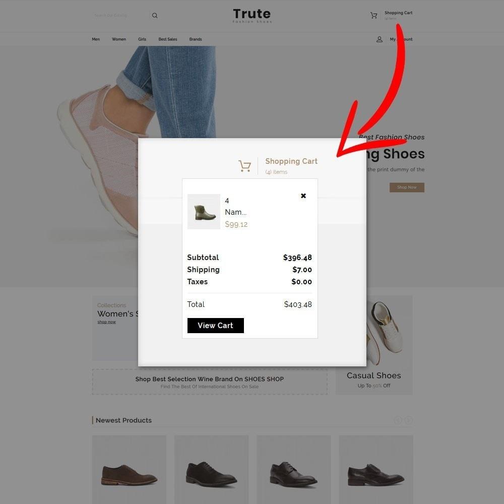 theme - Fashion & Shoes - Trute Shoes store - 7