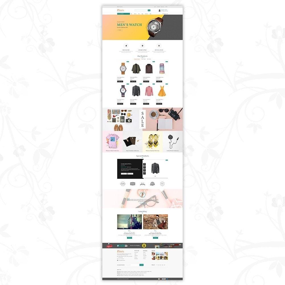 theme - Fashion & Shoes - Plato's - Fashion Store - 2