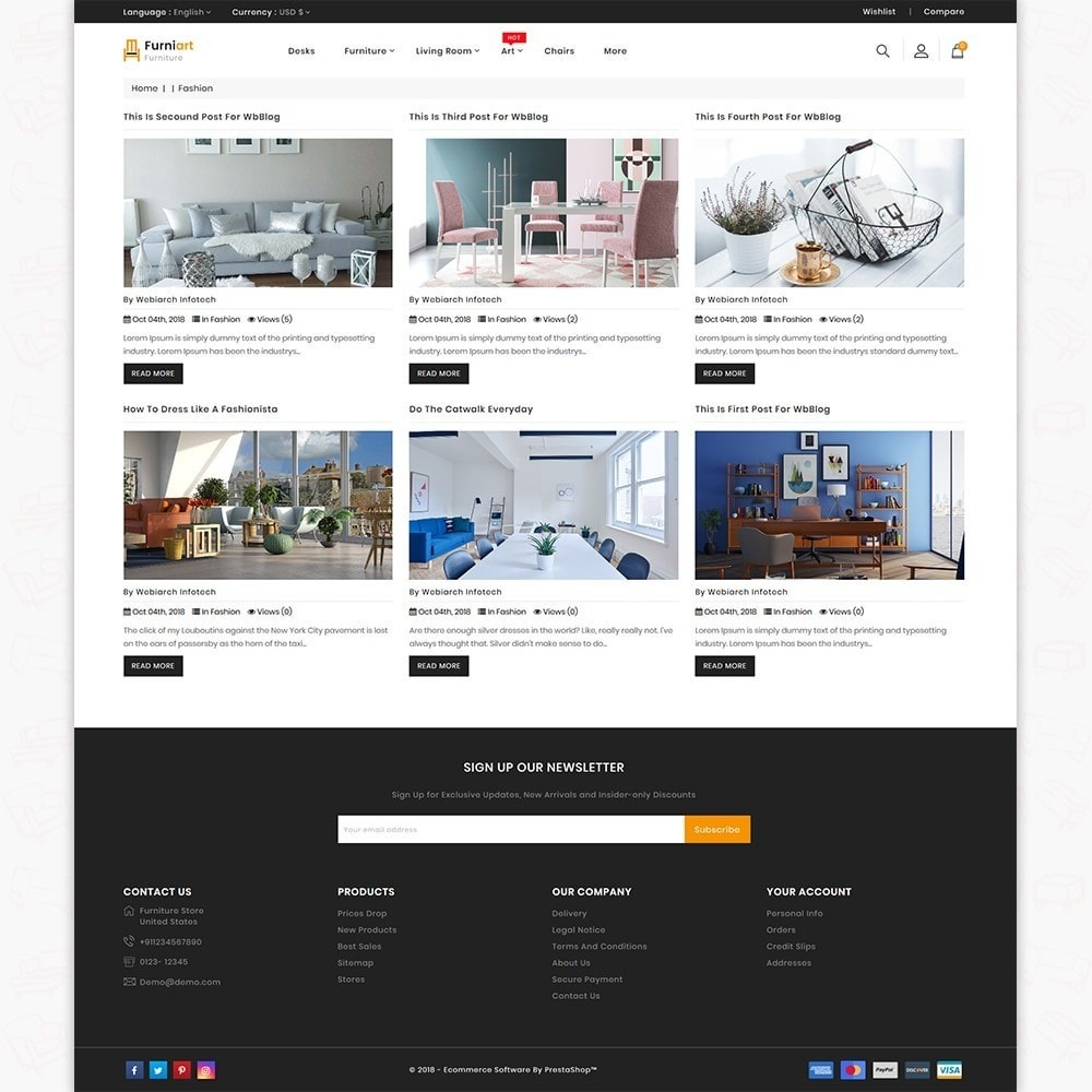 theme - Home & Garden - Furnimart - The Best Furniture Store - 6