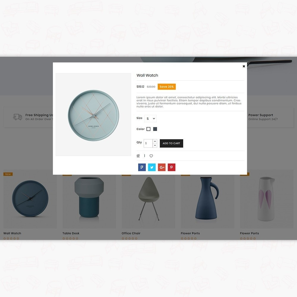 theme - Home & Garden - Furnimart - The Best Furniture Store - 7