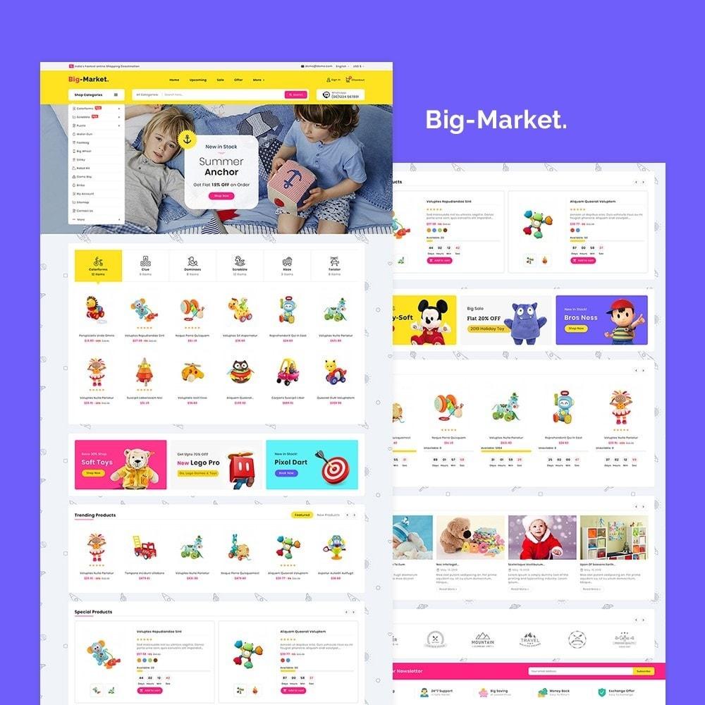 theme - Crianças & Brinquedos - Mega Market Kid Toys - 2