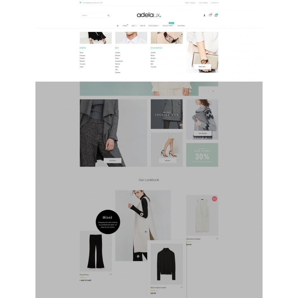 theme - Fashion & Shoes - Adelaux Fashion - 4
