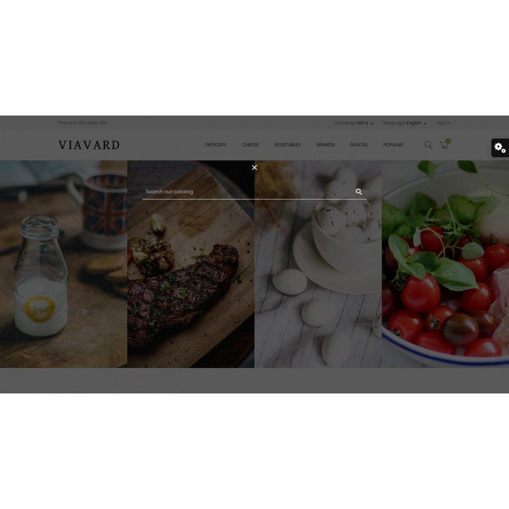 theme - Food & Restaurant - Viavard - 10
