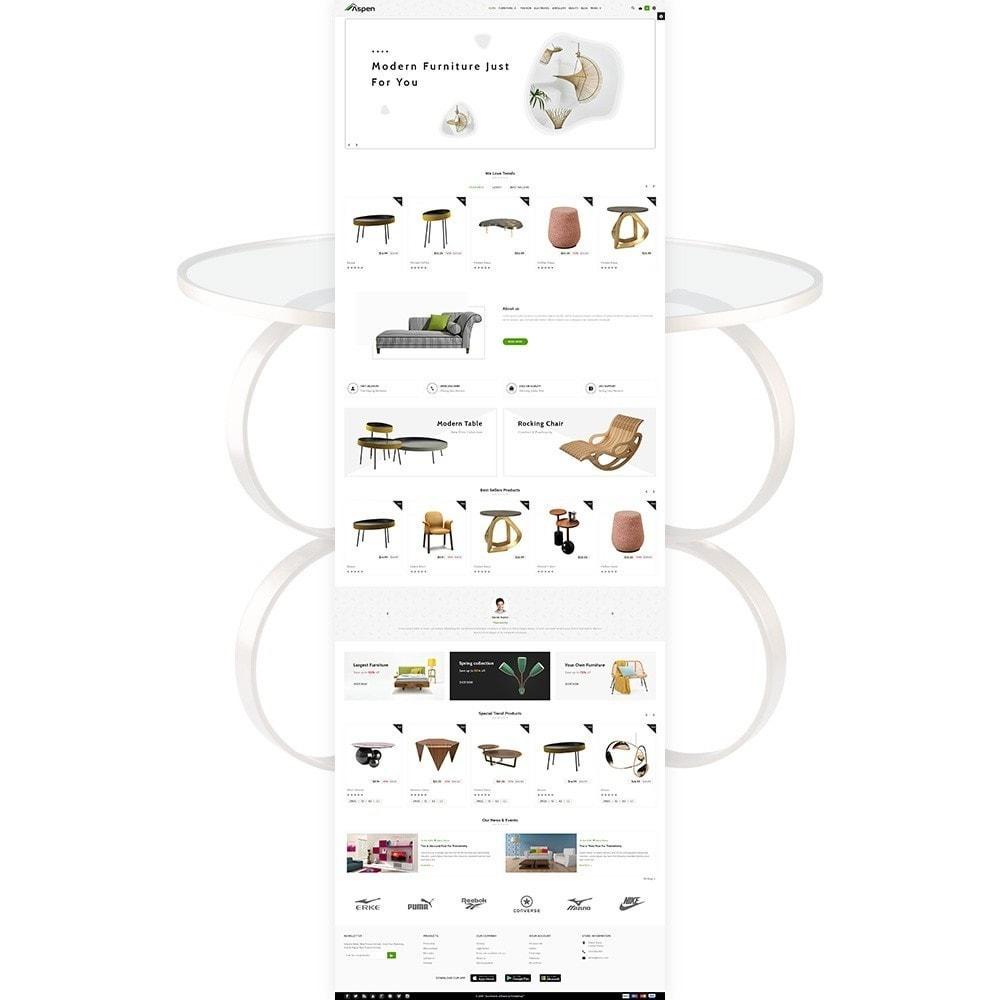 theme - Home & Garden - Aspen Furniture Decor Shop - 3