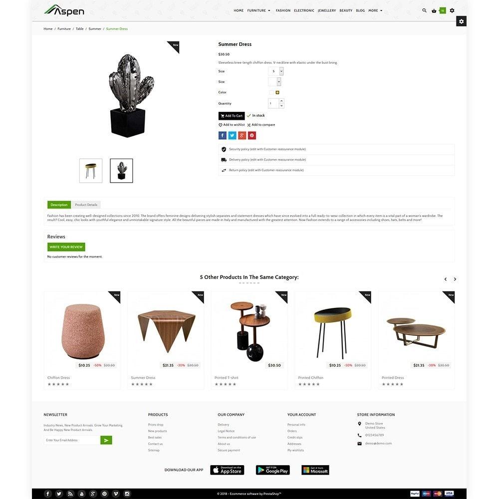 theme - Home & Garden - Aspen Furniture Decor Shop - 6