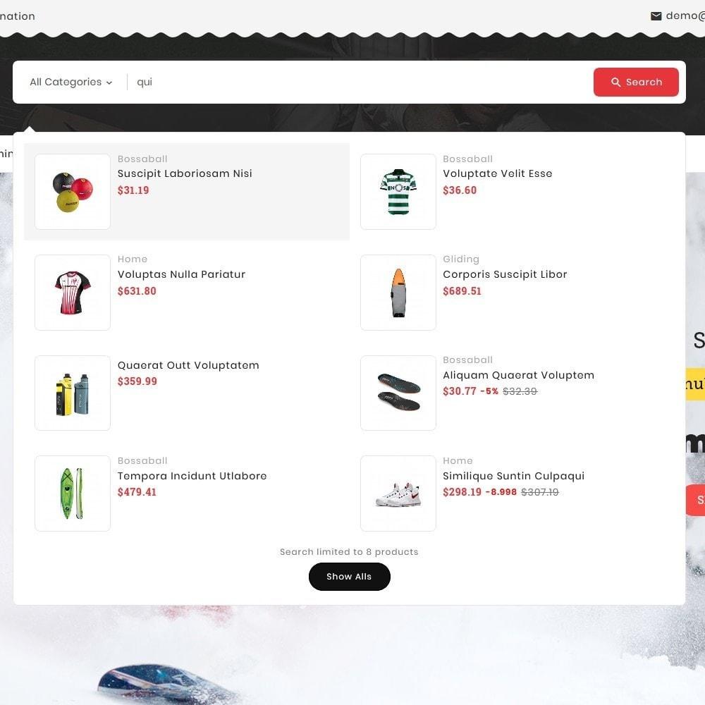 theme - Sports, Activities & Travel - Big Market Sports Store - 10