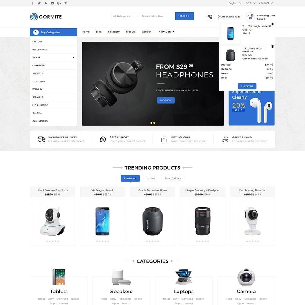 theme - Electronics & Computers - Cormite Electronics Store - 3