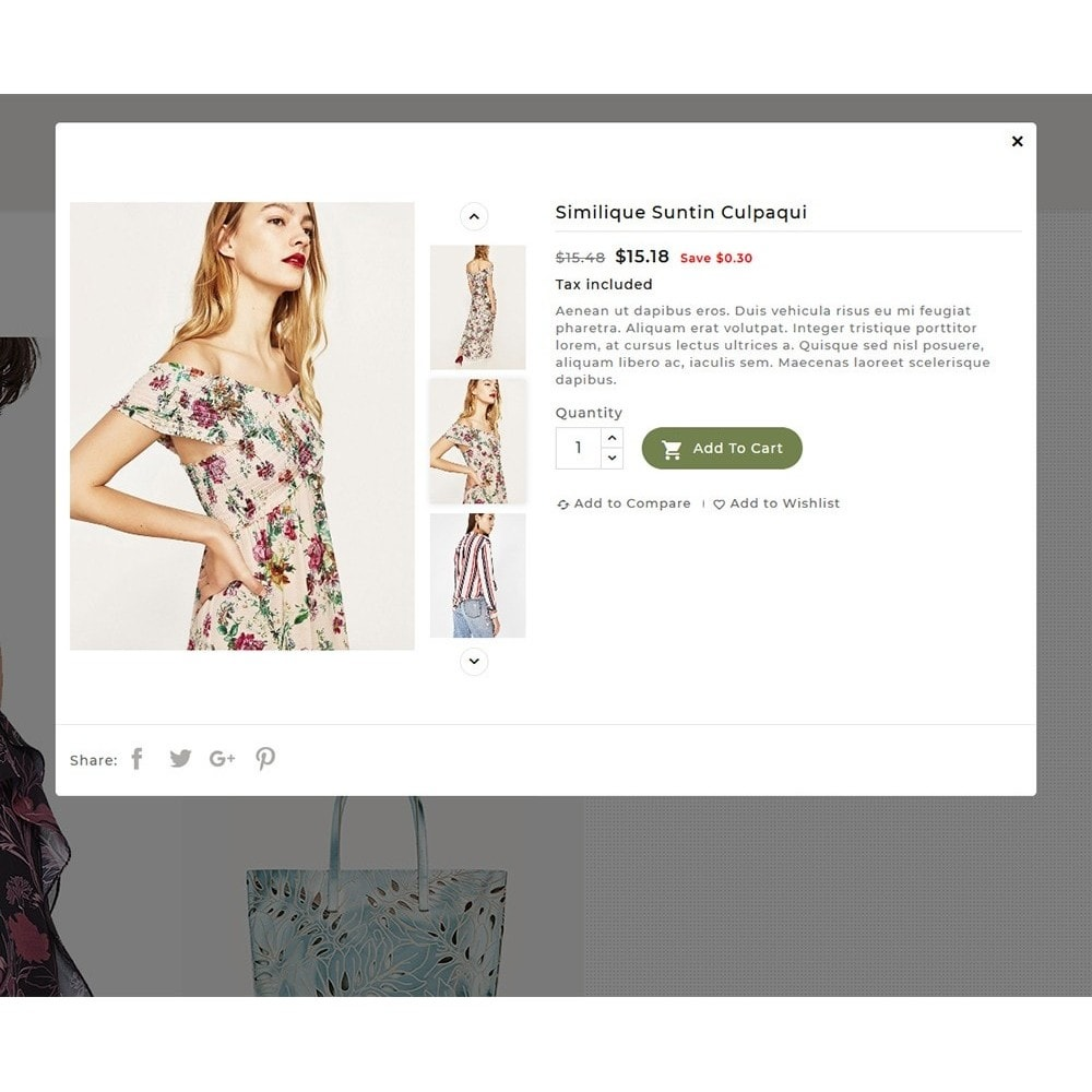 theme - Fashion & Shoes - Floral Fashion - Summer Shop - 8