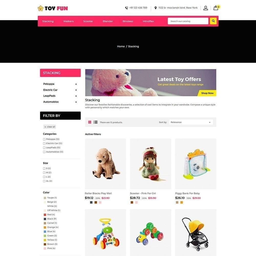 theme - Дети и Игрушки - Toy Fan - Kids Store - 3