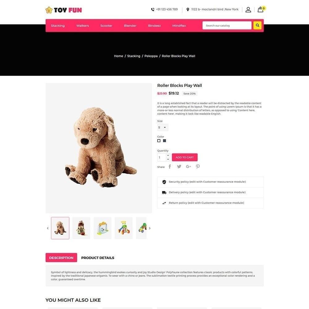 theme - Zabawki & Artykuły dziecięce - Toy Fan - Kindergeschäft - 5