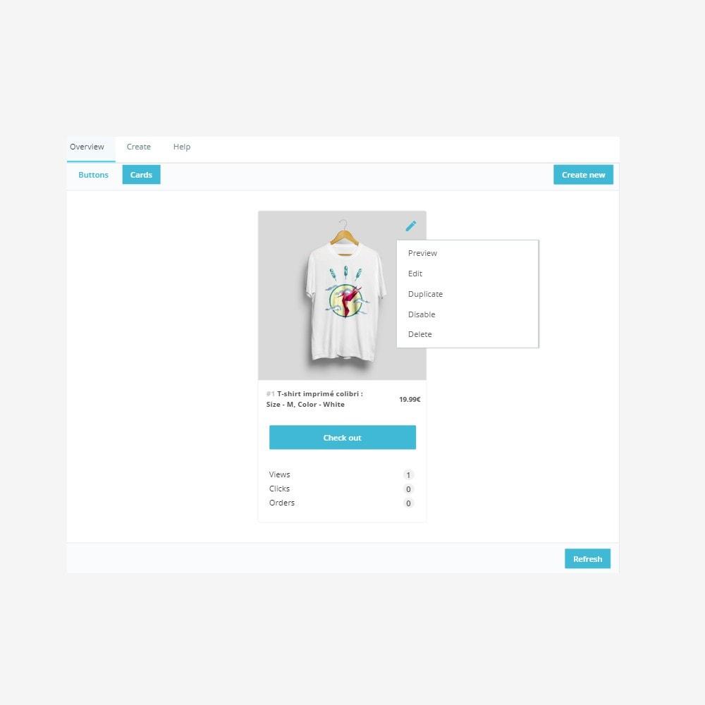module - Blog, Foro y Noticias - Buy Button Premium - 14
