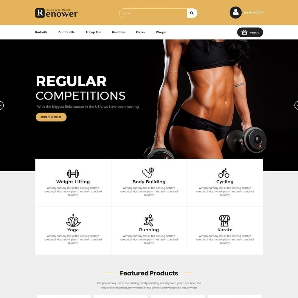 theme - Health & Beauty - Renower Multipupose Store - 2