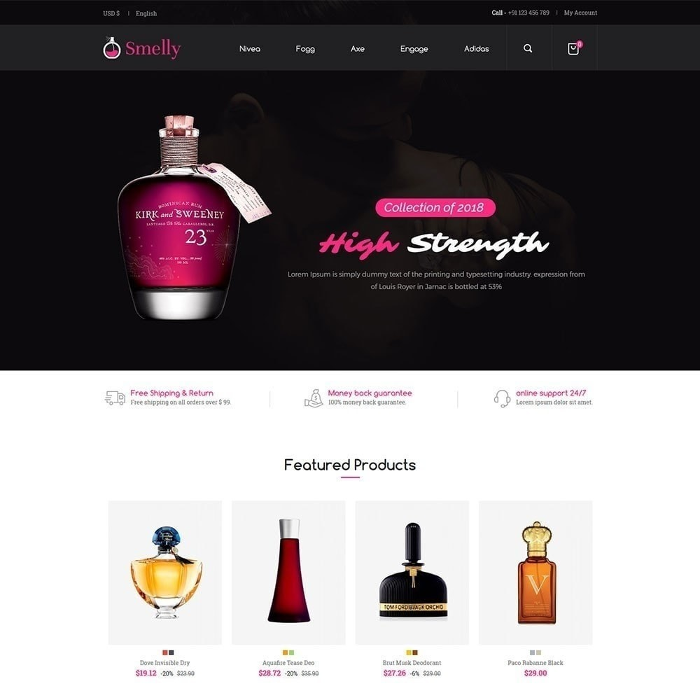 theme - Fashion & Shoes - Smelly - Fashion Accessories - 2