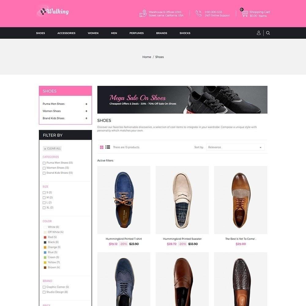 theme - Moda & Calzature - Walking - Negozio di scarpe - 4