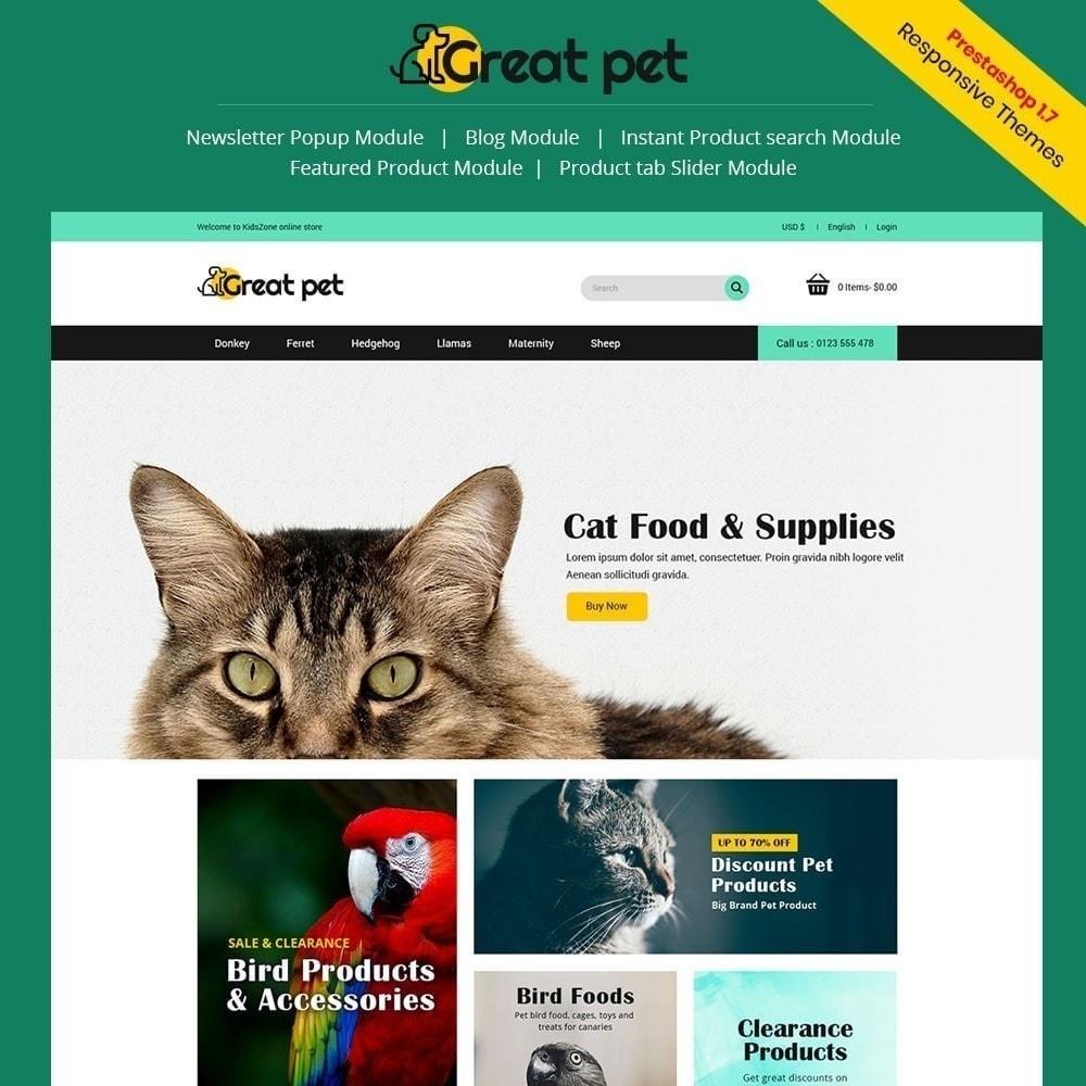 theme - Animals & Pets - Pet - Animal Store - 1