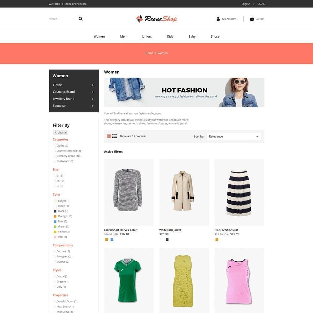 theme - Fashion & Shoes - Reone Fashion - Accessories Store - 3
