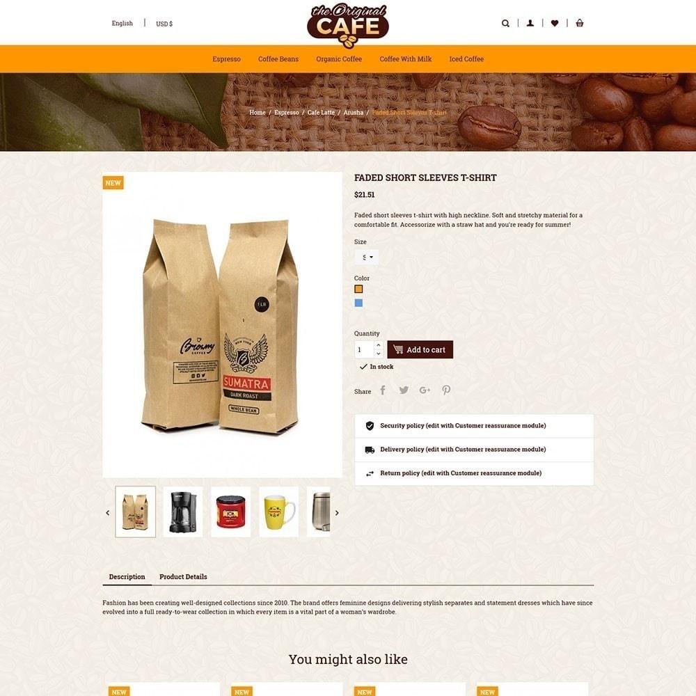 theme - Lebensmittel & Restaurants - Lebensmittel und Restaurant Cafe Store - 5