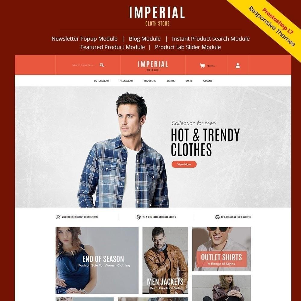 theme - Moda & Calçados - Loja Imperial de Moda - 1
