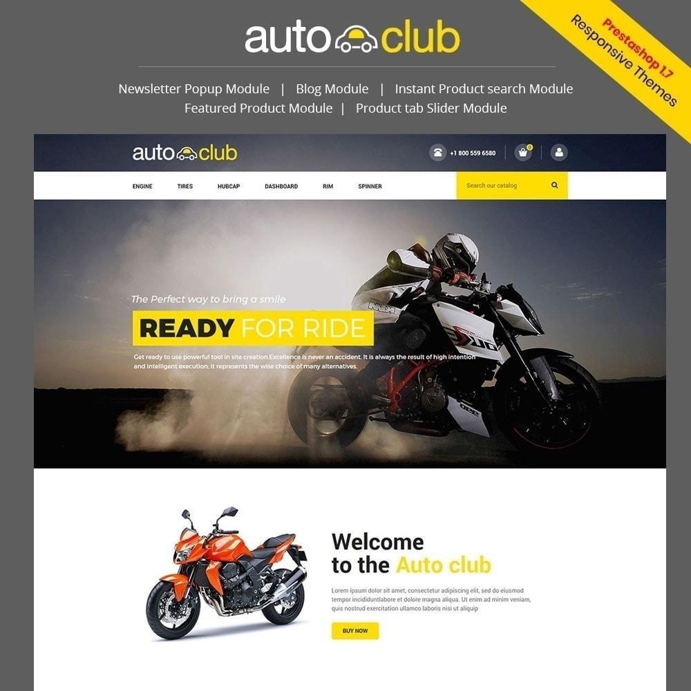 theme - Auto & Moto - Parte automatica - Tool Store - 2