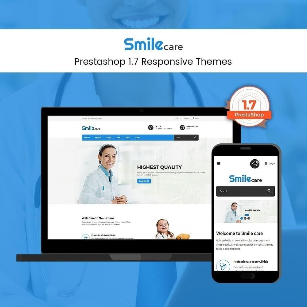 theme - Saúde & Beleza - Smilecare - Loja de produtos de saúde e beleza - 2