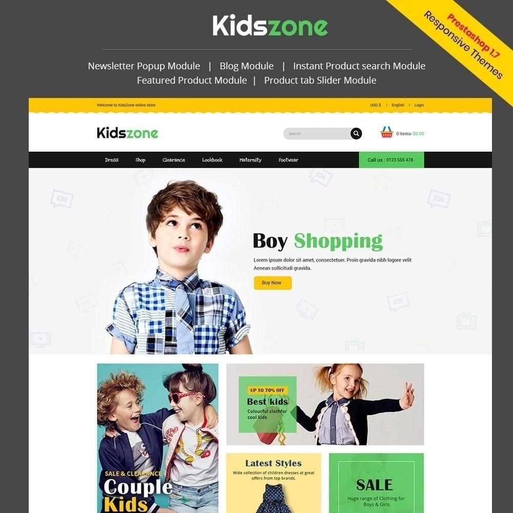 theme - Enfants & Jouets - Kidszone - Magasin pour enfants - 1