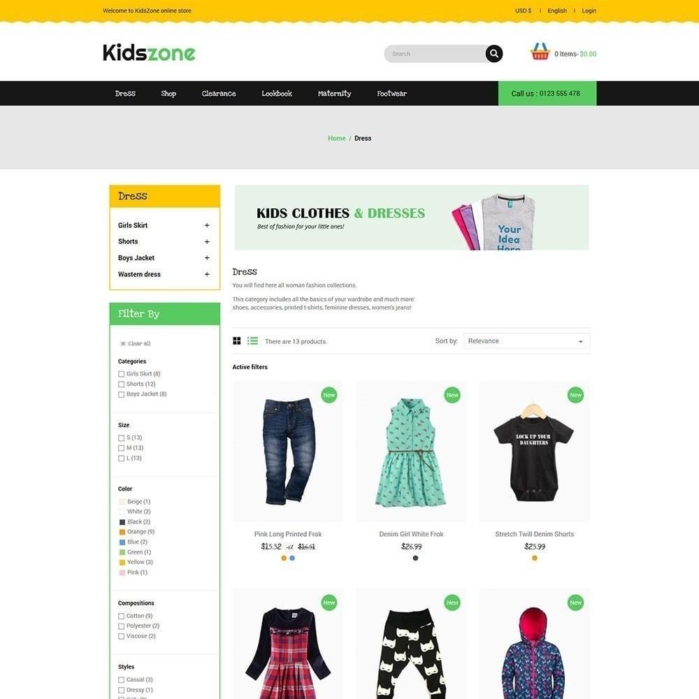 theme - Enfants & Jouets - Kidszone - Magasin pour enfants - 2