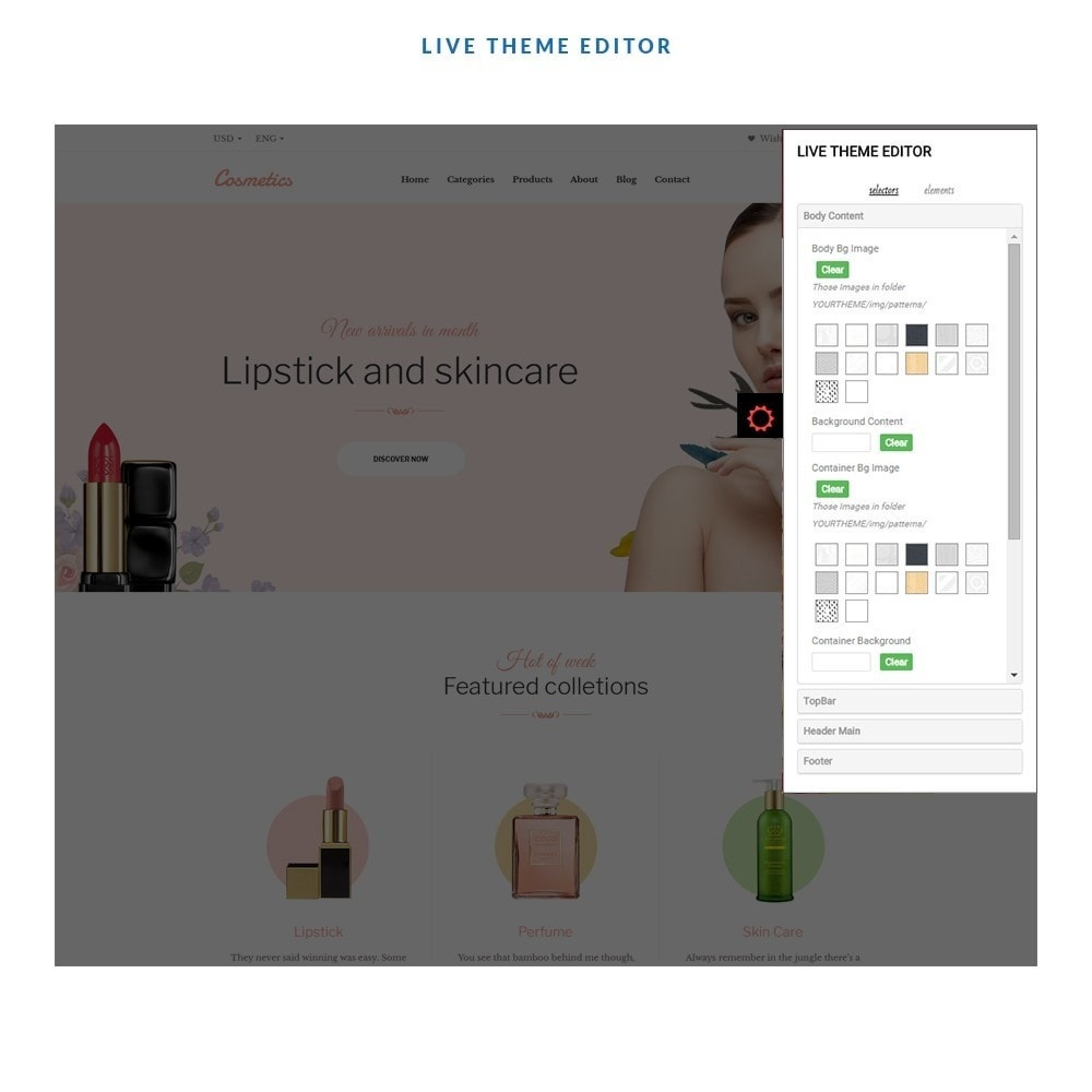 theme - Health & Beauty - Leo Cosmetic Store - 5
