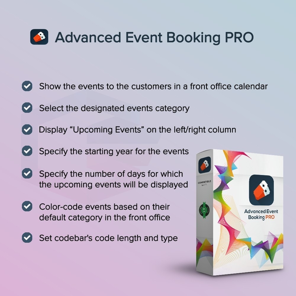 module - Reservation & Rental System - Advanced Event Booking PRO - 1